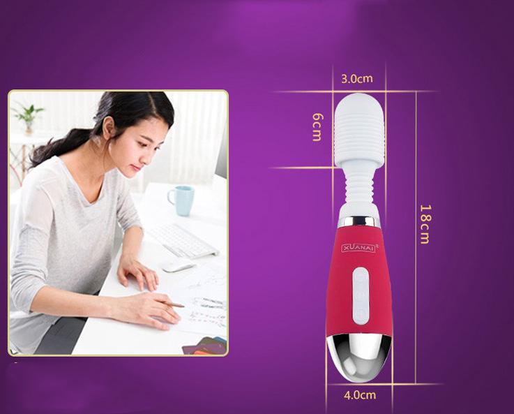 Kích thước chày rung massager XuânNai giá rẻ