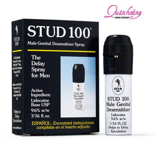 Sextoy chống xuất tinh sớm Stud 100 hàng xịn