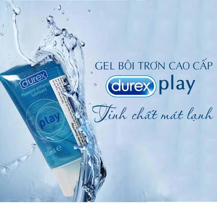 Gel bôi trơn Durex 50ml dạng tinh nước